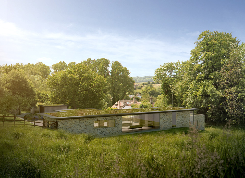 Cirencester home by coombes everitt 2
