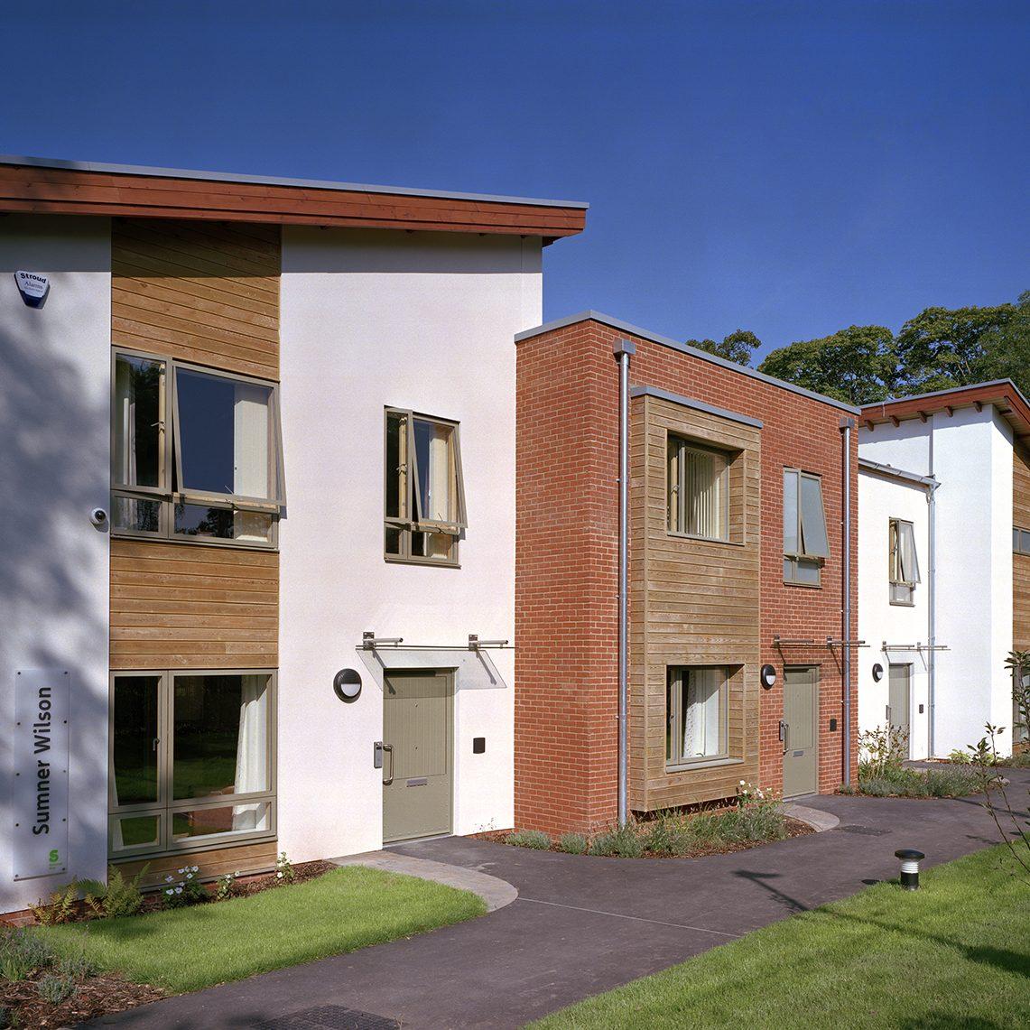 National Star College - specialist accommodation, Cheltenham