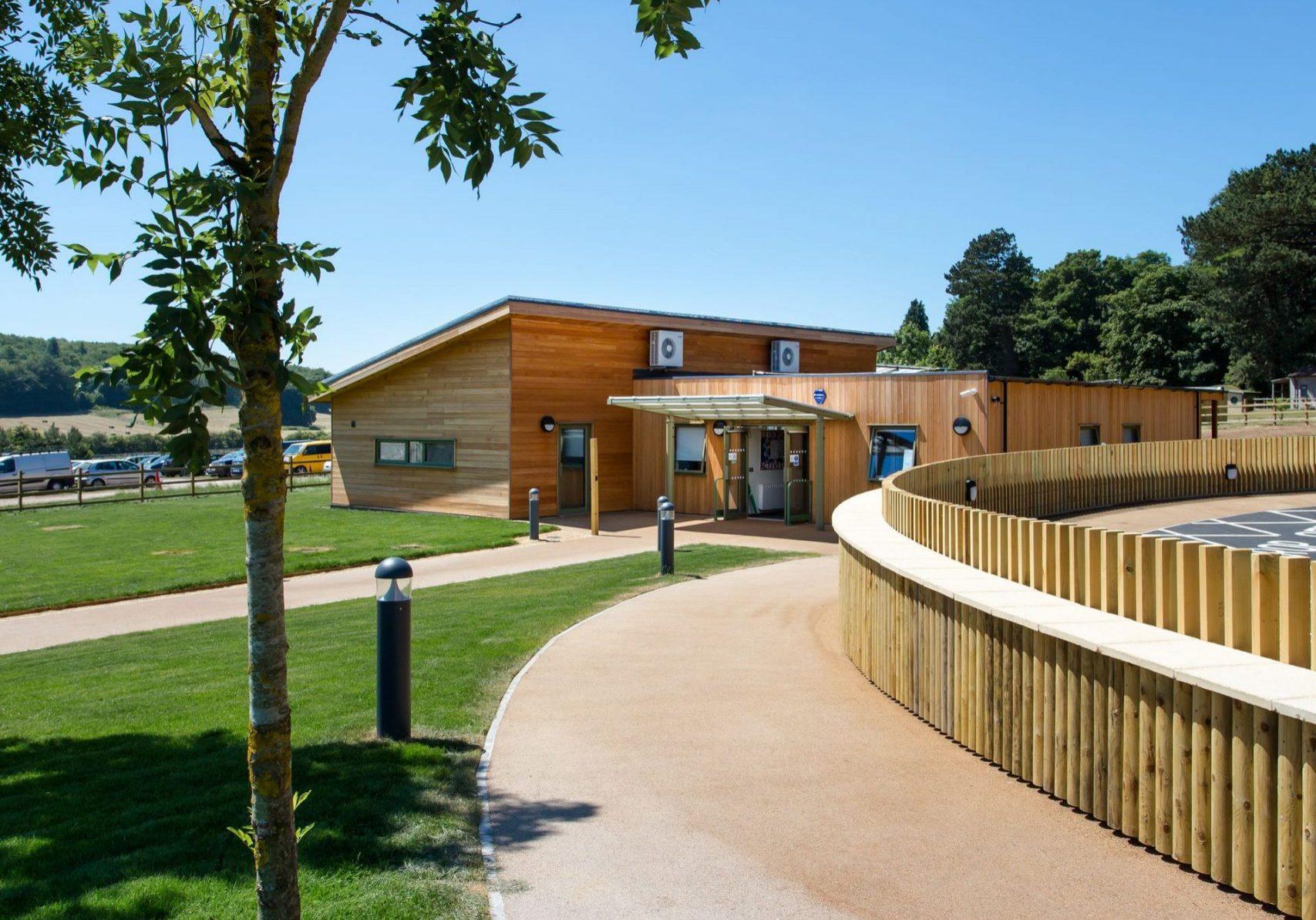 The National Star College, Ullenwood, Cheltenham, UK.