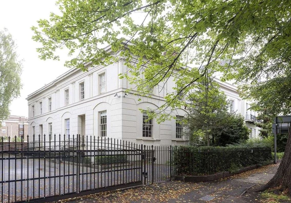 Listed building, office to Residential conversion, Cheltenham