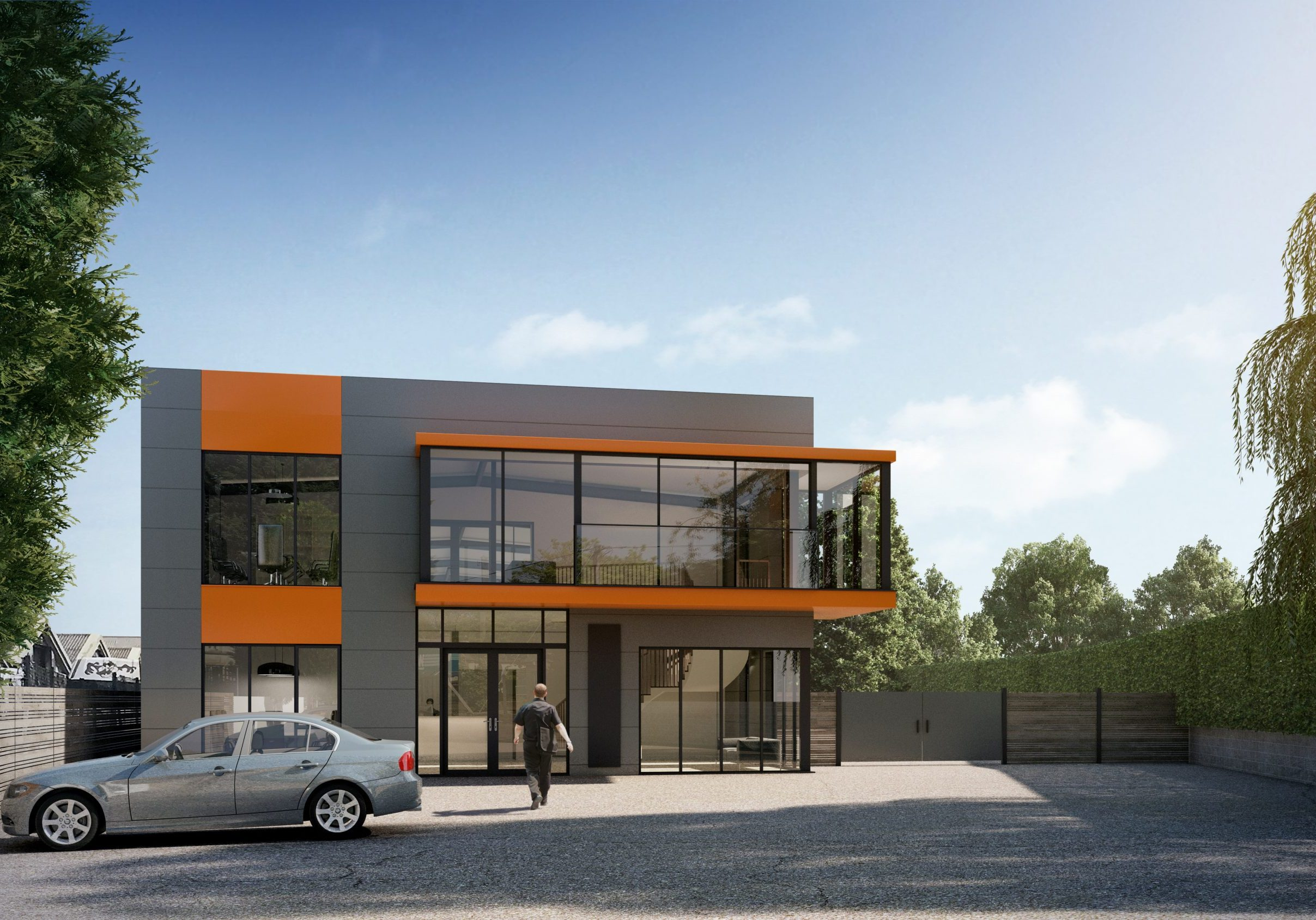 New head office and manufacturing facility, Andoversford