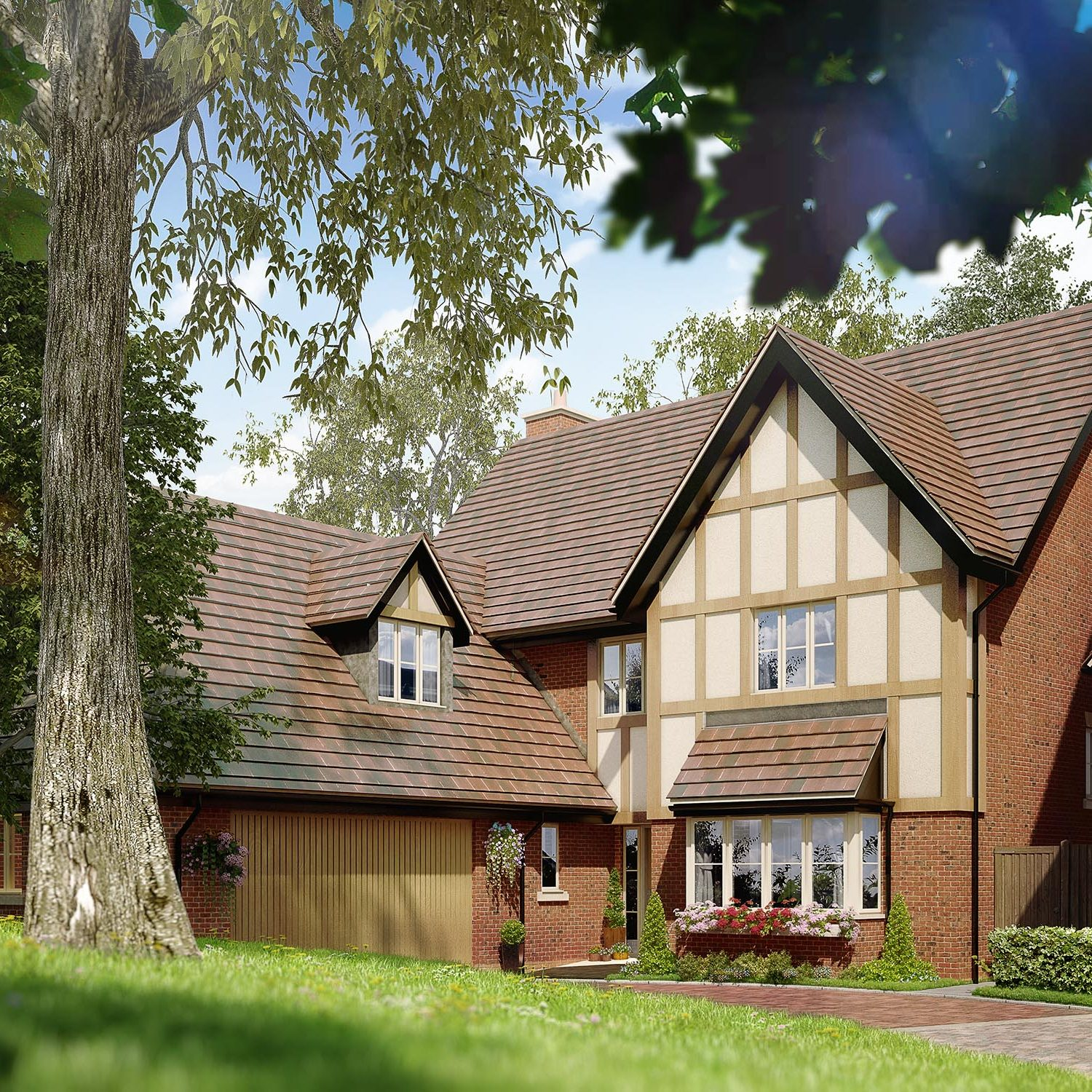 7 high end homes in Ascot