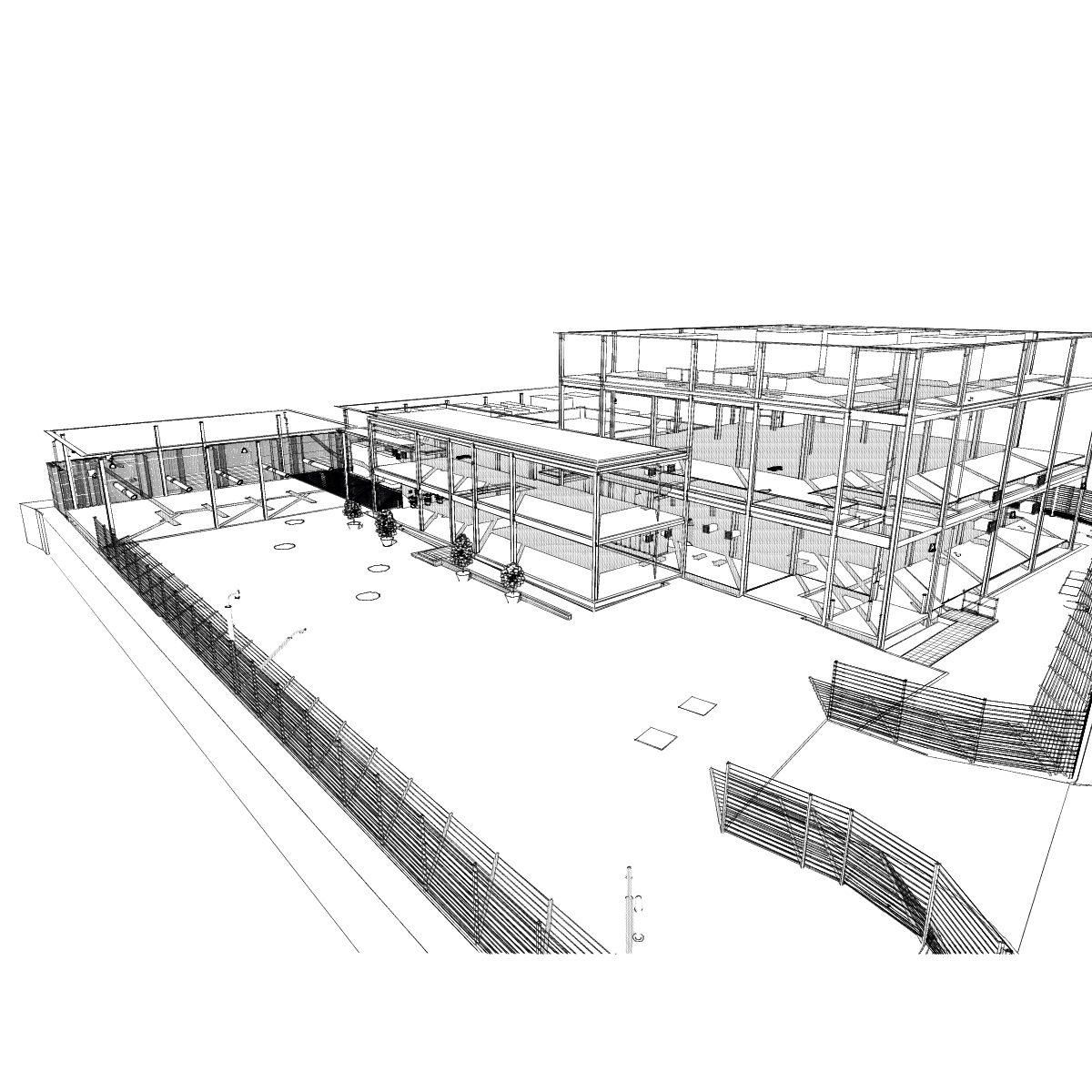 20,000 sq ft Datacentre, Gloucester